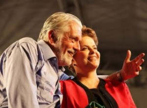 wagner e dilma