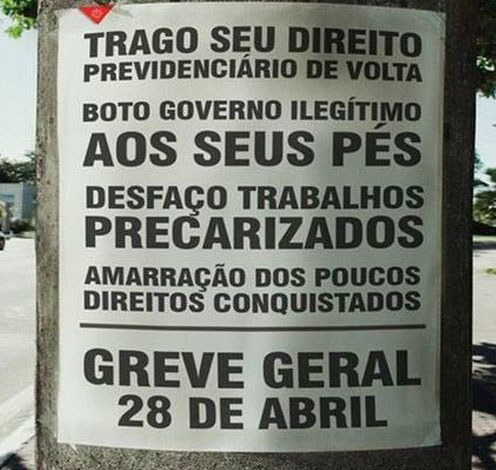 grave geral